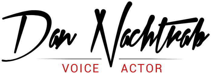 Dan Nachtrab Voice Actor